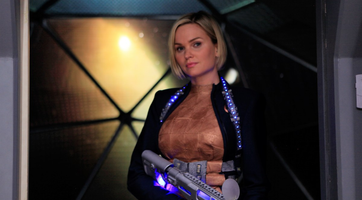 Do you know how awesome Sunny Mabrey is? Maybe you should find out. [Interview]