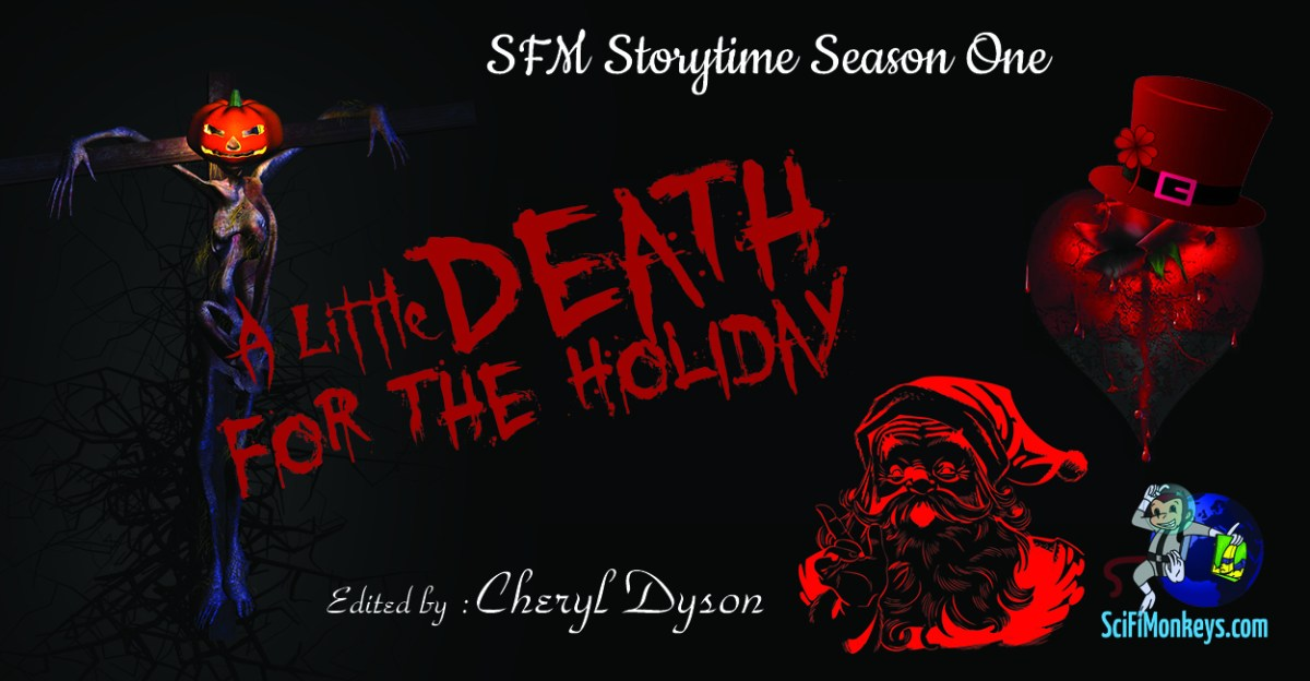 """La Guillotine Will Claim Her Bloody Prize…."" - By Jason Zachary Pott [SFM Storytime Season One]"