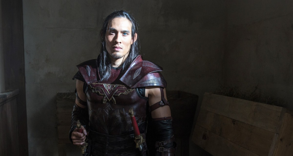 Desmond Chiam talks The Shannara Chronicles and which book is his favorite. [Interview]