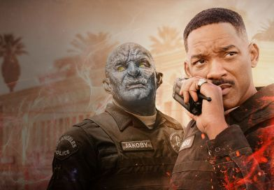 Netflix's Bright is a predictable lackluster mess. [Review]