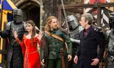 Clara, Robin and the Doctor are captured