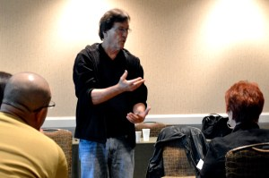 Richard Hatch acting class