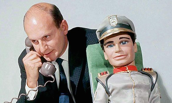 Gerry Anderson   Troy Tempest