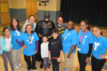 YMCA meets Batman