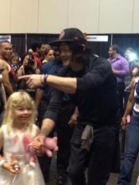 MegaCon_Norman Reedus_1