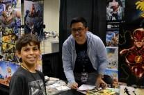 Ayden and JP Perez