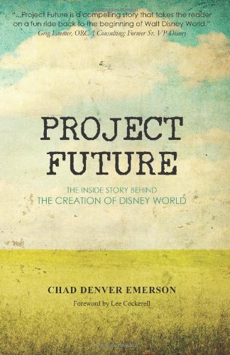 Project Future - book cover