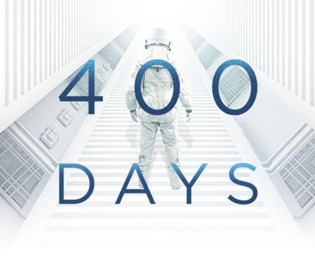 400 days logo