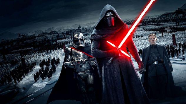 Star Wars The Force Awakens_Kylo Ren