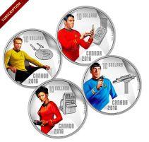 Star Trek coins charlie