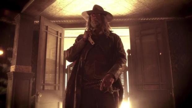 preacher cowboy finish the song