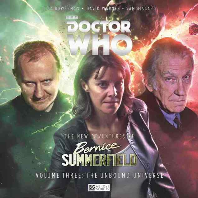 Bernice Summerfield the unbound universe