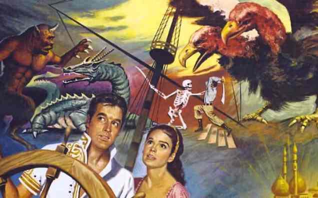 Retro Review: 7th Voyage of Sinbad