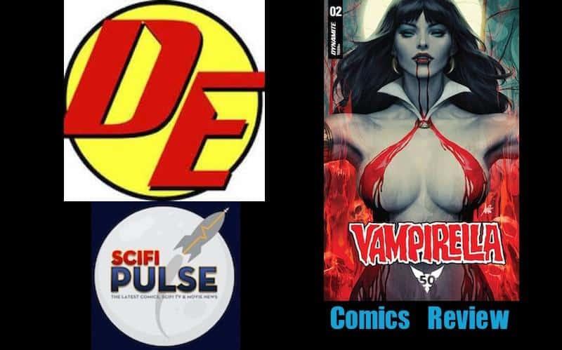 Vampirella #1 Joe Jusko Virgin Variant