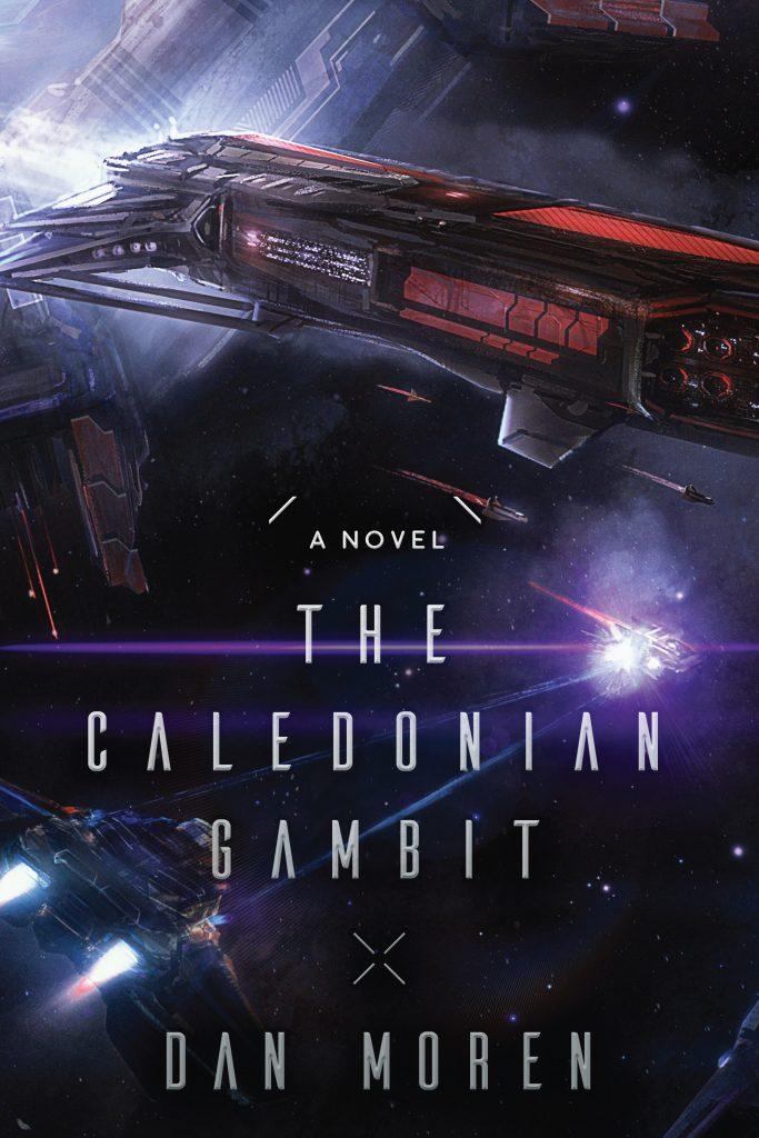 Forsiden af The Caledonian Gambit