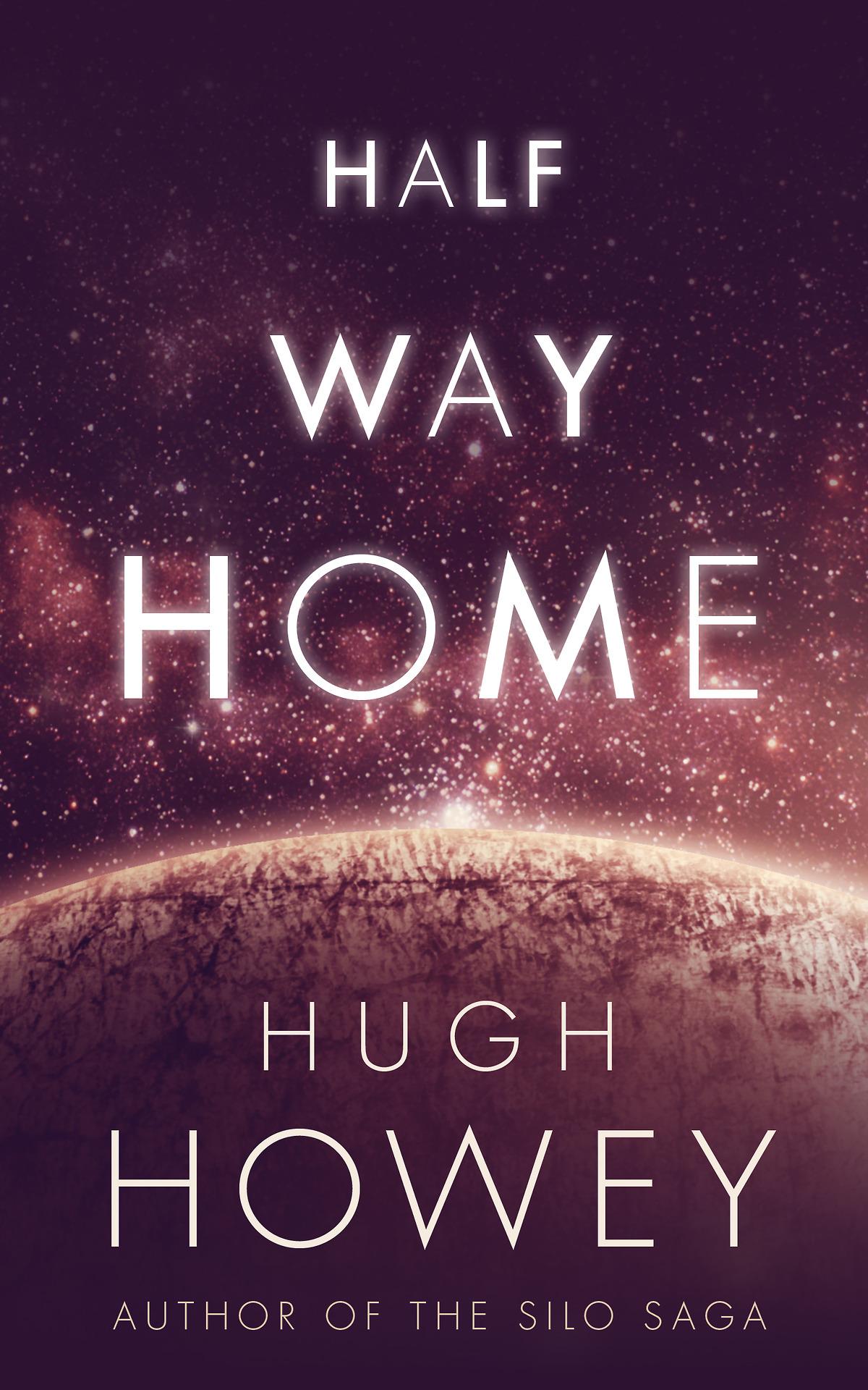 Forsiden på Half Way Home