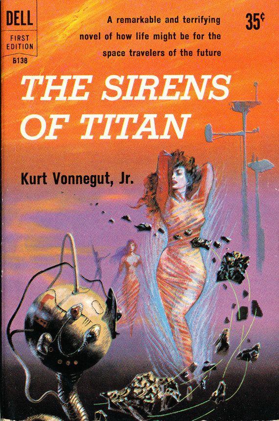 The Sirens of Titan - Forside