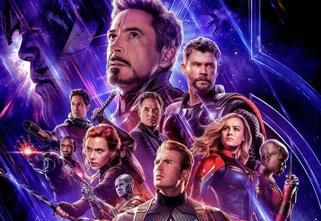avengers end game hits theaters april 26 2019