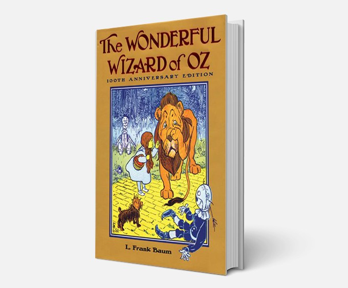 l frank baums classic the wizard of oz