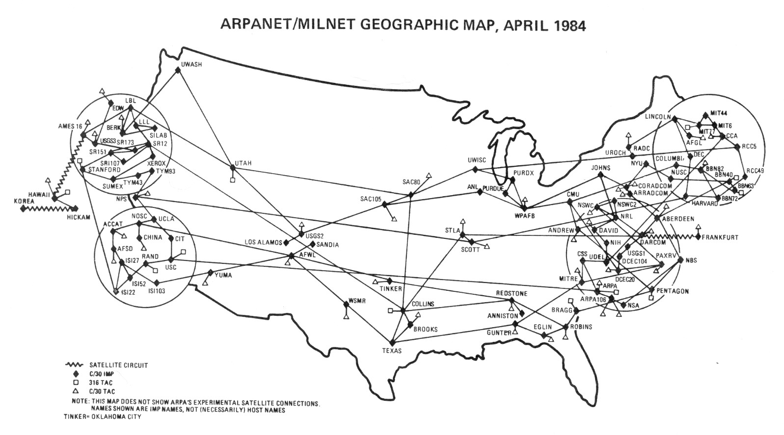 How The Arpanet Became The Internet