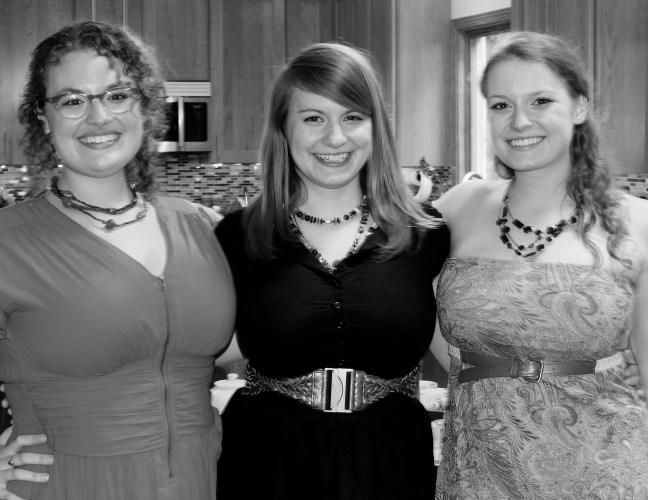 My three daughters