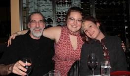 Steve, Emily, Nora