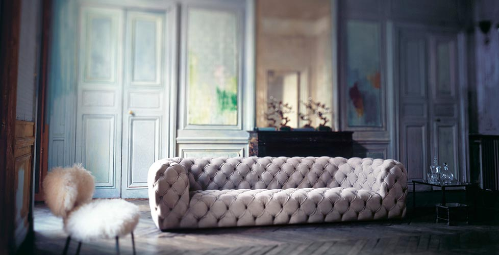 Divani In Pelle Baxter.Baxter Chester Moon Design Paola Navone Baxter Divani Palermo