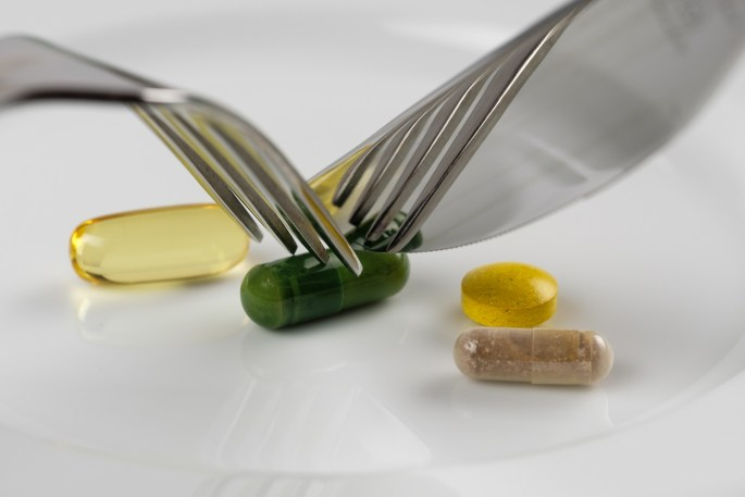 Juice Plus+ nutrition in a pill