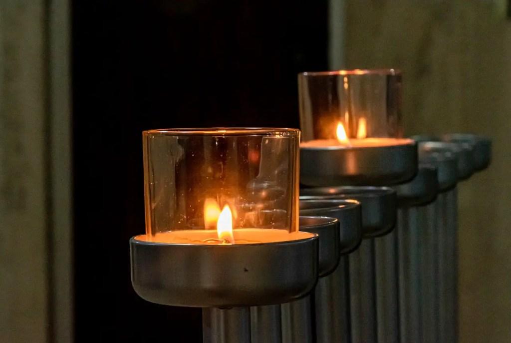 light in Scientific Monk