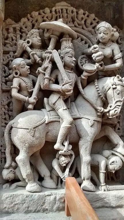 Kalki the final Avatar of Vishnu