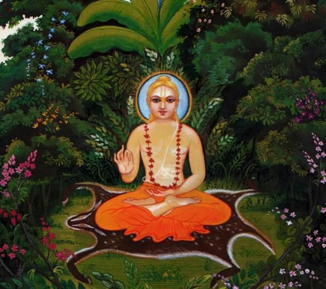 Kapila, the Avatara of Trideva.