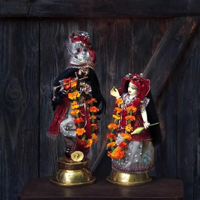 Bhakti Yoga Krishna