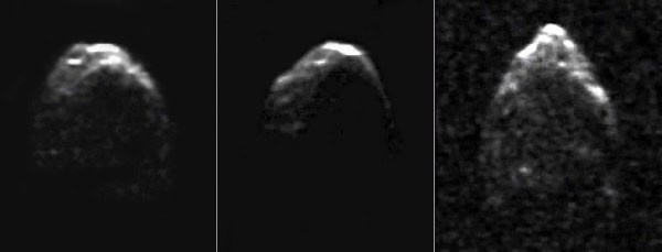 1950DA: The asteroid that could end the life on Earth