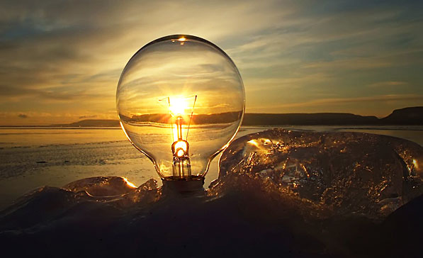 Edison Light Bulb Picture