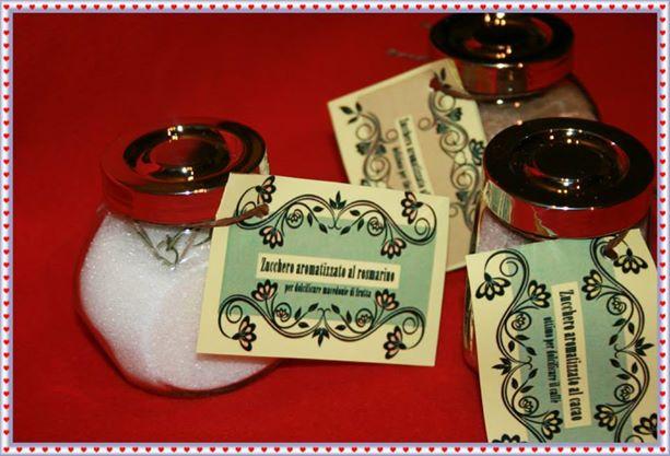 [vita] – Natale… idee regalo gourmet: lo zucchero aromatizzato! (1/6)