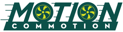 Motion Commotion logo