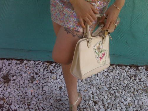 seattle street style: femme glam (1/2)