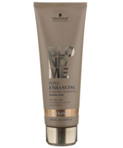 BLONDME Tone Enhancing Bonding Shampoo Cool Blondes 250ml