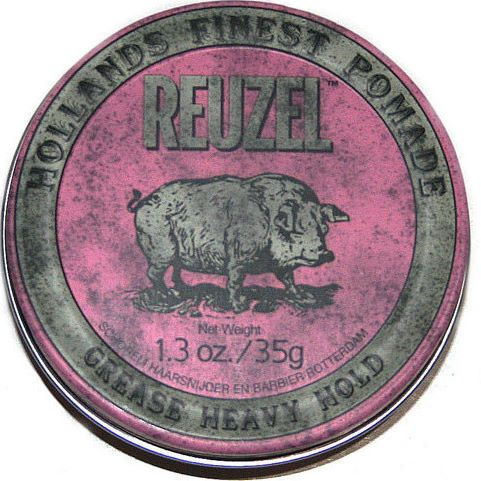 Reuzel Pink Heavy Hold Grease 35gr