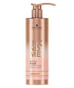 Schwarzkopf Professional BlondMe Blush Wash – Apricot 250ml