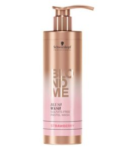 Schwarzkopf Professional BlondMe Blush Wash – Strawberry 250ml