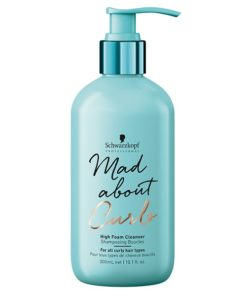 Schwarzkopf Professional Mad About Curls High Foam Cleanser 300ml