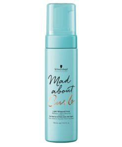 Schwarzkopf Professional Mad About Curls Light Wipped Foam 150ml