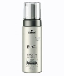 Schwarzkopf Professional BC Scalp Genesis Root Activating Densifying Foam 150ml