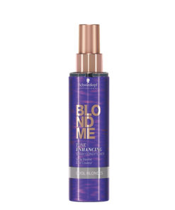 Schwarzkopf Professional Blondme Tone Enhancing Spray Conditioner 150ml (Ψυχρά Ξανθά)