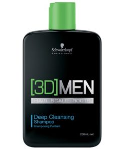 Schwarzkopf Professional [3D]MENSION Deep Cleansing Shampoo 250ml