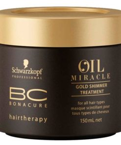 Schwarzkopf Professional BC Oil Miracle Gold Shimmer Treatment 150ml