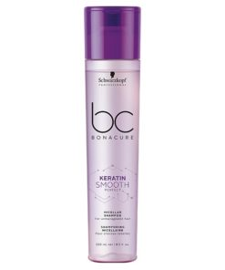 Schwarzkopf Professional Bonacure New Smooth Perfect Micellar Shampoo 250ml