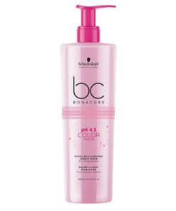 Schwarzkopf Professional Bonacure New Color Freeze Micellar Cleansing Conditioner 500ml