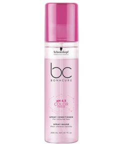 Schwarzkopf Professional Bonacure New Color Freeze Spray Conditioner 200ml